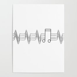 Music Beat Poster