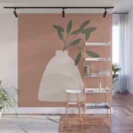 Vase no. 16 Minimalism  Wall Mural