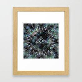 Benzseen Framed Art Print