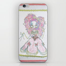 Velvetesque Dolls • Victorian Collection #3B iPhone Skin