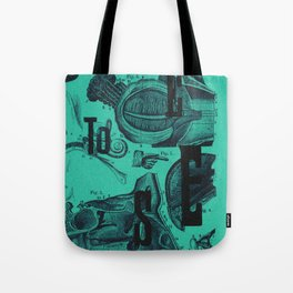 to see... Tote Bag