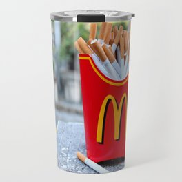 Smoked Fries Travel Mug