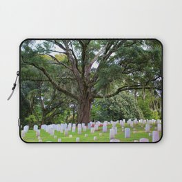 Final Resting Place Laptop Sleeve