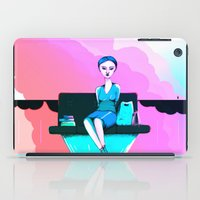 shopping iPad Cases featuring Shopping by IOSQ