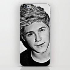 Niall Horan  iPhone & iPod Skin