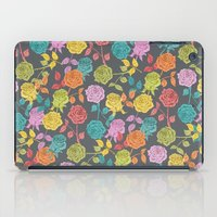 roses iPad Cases featuring ROSES by Bianca Green