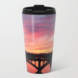 Crimson Bridge Travel Mug