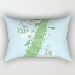 Fee Fie Foe Fum ! Rectangular Pillow