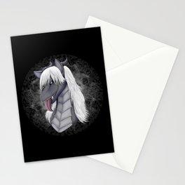 Nym portait Stationery Cards