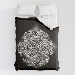 Seed Of Life aka Mandala - Self Defence Comforters