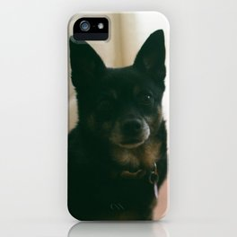 Lucie and Charlie iPhone Case