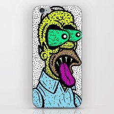 HOMER GRIMMSON.  (THE GRIMMSONS). iPhone & iPod Skin