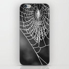 FROZEN WEB iPhone Skin