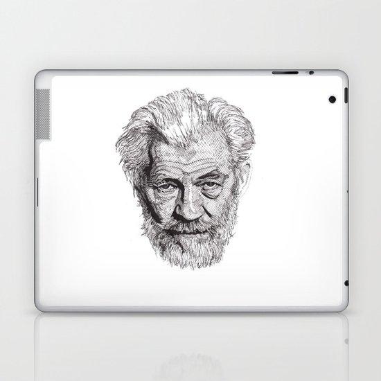 Ian Laptop & iPad Skin