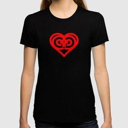 Graphic Heart T-shirt