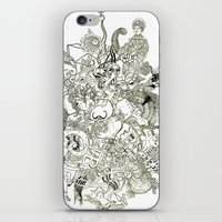 germany iPhone & iPod Skins featuring GERMANY SCENERY by Draw On The Bed