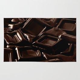 Mouth-melting Chocolate Rug