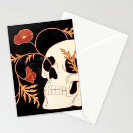 Rebirth and renewal Stationery Cards