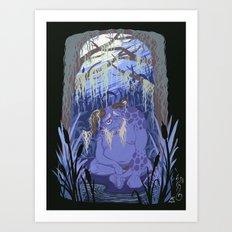 The Bugul Noz Art Print