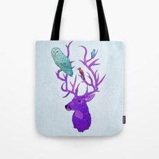 Antlers Variation I Tote Bag