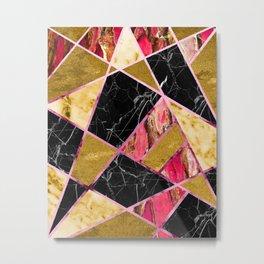 Abstract #456 Metal Print