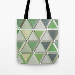 Triangular Tote Bag