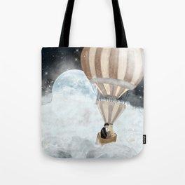 moonlight kisses Tote Bag