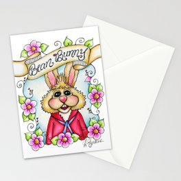 Bean Bunny Stationery Cards