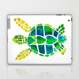 Turtle Love Laptop & iPad Skin