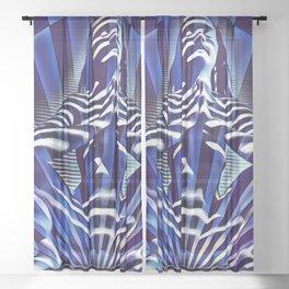 2343s-JPC_5581 Blue Nude Feminine Centered Power Focus Connected Energy Sheer Curtain
