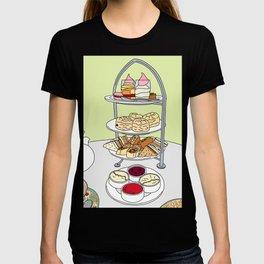 English Afternoon Tea T-shirt