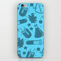 science iPhone & iPod Skins featuring SCIENCE!  by Neat Good Job!