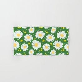 Spring Dream Daisies Hand & Bath Towel