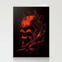vader Stationery Cards featuring VADER by nicebleed