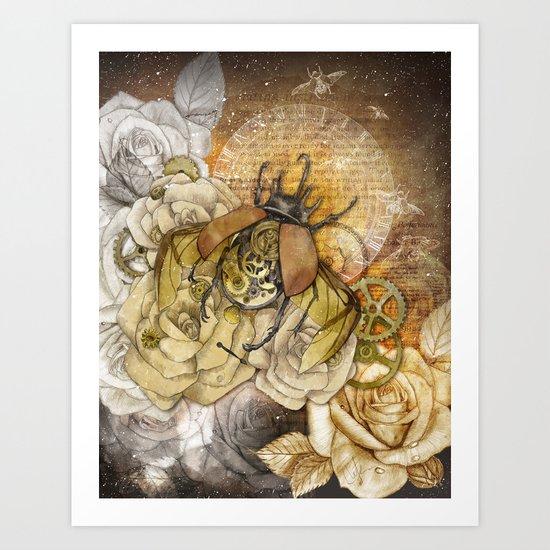 The Bug Art Print