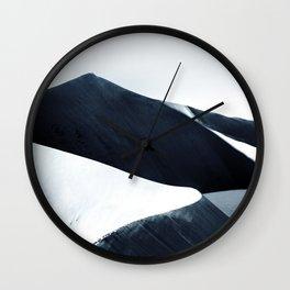 Dunes Wall Clock