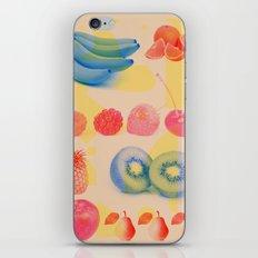 Under the Fruit Veil iPhone & iPod Skin