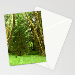 Lush Rain Forest Stationery Cards