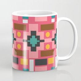 Multicolored joyful shapes Coffee Mug