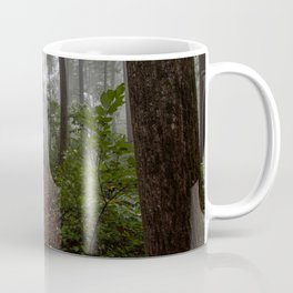 Smoky Mountain Summer Forest IX - National Park Nature Photography Coffee Mug