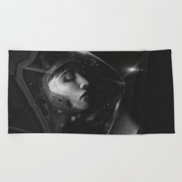 dead_astronaut Beach Towel