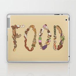 FOOD Laptop & iPad Skin
