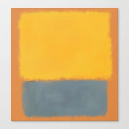 Rothko Inspired #23 Canvas Print