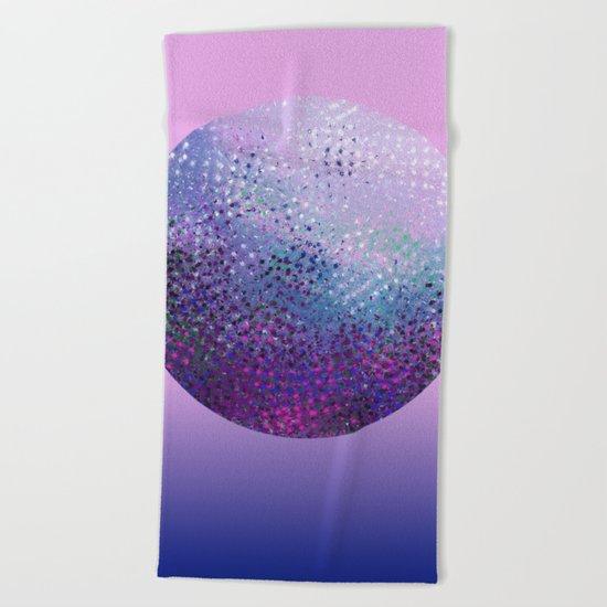 Galatic Sphere Beach Towel