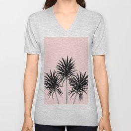 Palm Trees - Cali Summer Vibes #3 #decor #art #society6 Unisex V-Neck