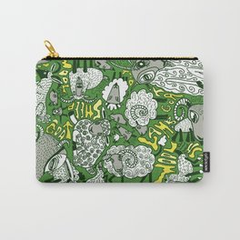 Goats and Kin Carry-All Pouch