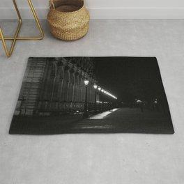 Paris scenes #35 | Paris the everyday | Paris The City of the Lights Street Photography Rug