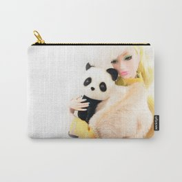 WILD FOR LOVE Carry-All Pouch