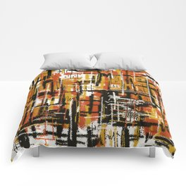 Matt Texture 1 Comforters
