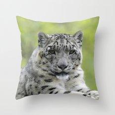 Leopard 010 Throw Pillow